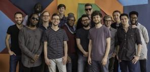 Snarky Band shot 2016